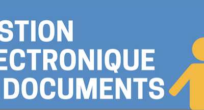 Comprendre la Gestion Electronique de Documents ( GED)  à travers une Infographie