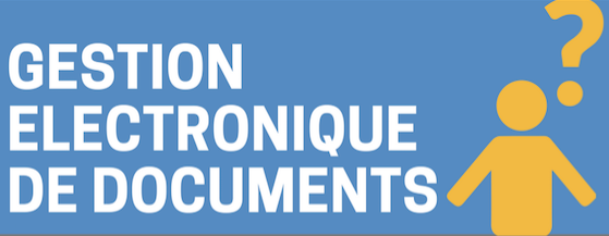 Comprendre la Gestion Electronique de Documents ( GED)  à travers une Infographie