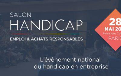 SALON HANDICAP, EMPLOI & ACHATS RESPONSABLES